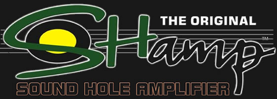 SHamp Sound Hole Amplifer logo